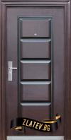 Блиндирана входна врата модел 093 G