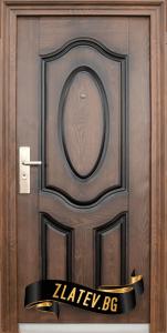 Блиндирана входна врата модел 141 5 Y