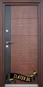 Блиндирана врата 616-C