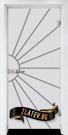 Стъклена интериорна врата Gravur G 13 2 Y