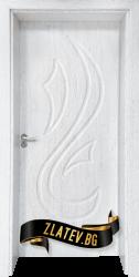 Интериорна врата Gama 203 p, цвят Бреза