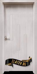 Интериорна врата Gama 206 p, цвят Перла
