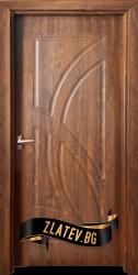 Интериорна врата Gama 208 p, цвят Златен дъб
