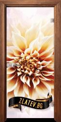 Стъклена интериорна врата Print G 13 5 Z