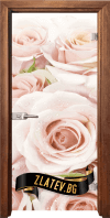 Стъклена интериорна врата Print G 13 7 Z
