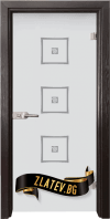 Стъклена интериорна врата Sand G 14 3 X