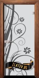 Стъклена интериорна врата Sand G 14 7 Z