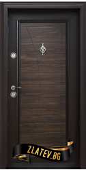 Блиндирана входна врата модел T-369, Класик