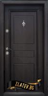Блиндирана входна врата модел T-505, Класик