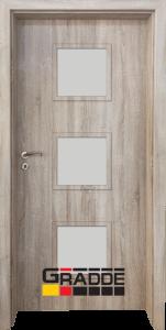 Интериорна врата модел Gradde_Bergedorf_Verade от Врати Златев