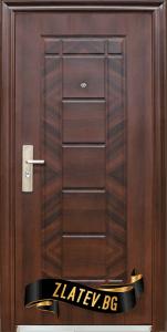 Входна врата модел 018-7 от Врати Златев