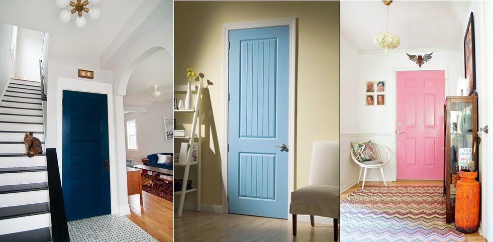 Цветни врати за вас