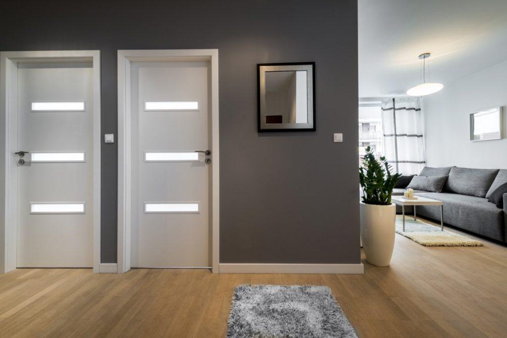 Интериорни врати - Покрития и материали