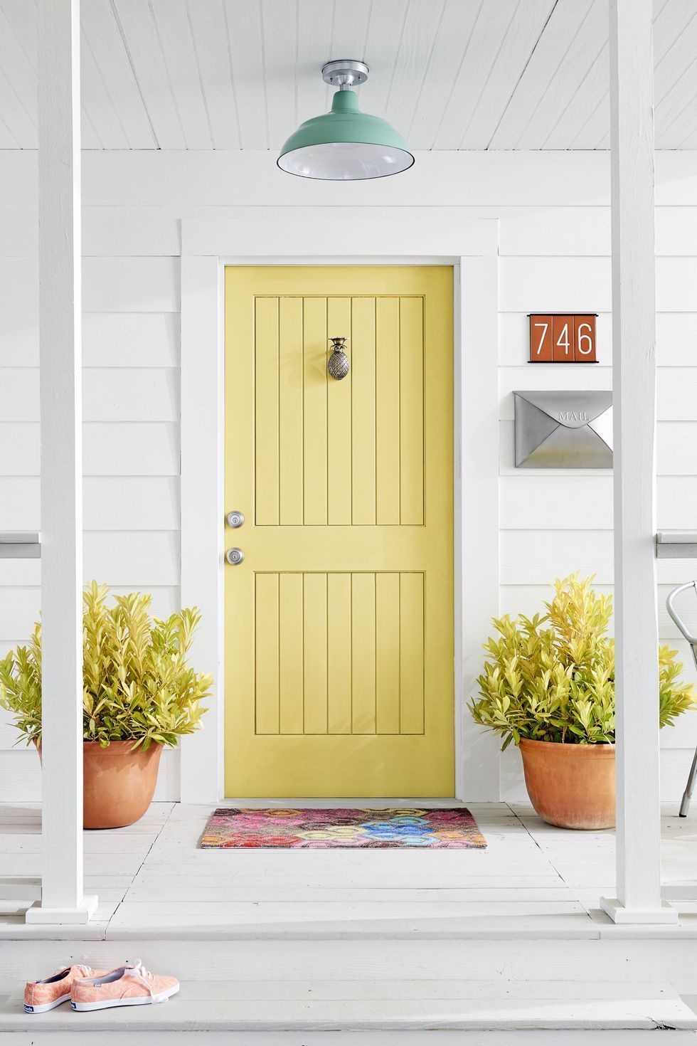Beautiful Front Door Colors for the Best Curb Appeal on the Block