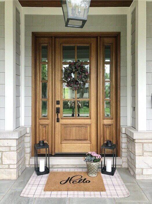 Интересни идеи за Входната врата