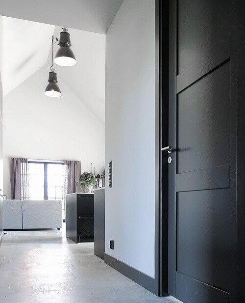 ЕКО Интериорна врата за дома